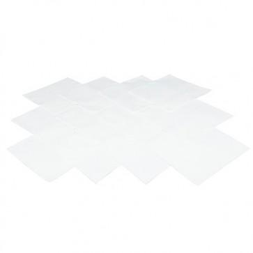 N-xtc.com N_ACC_003_12 Microsuede Towel White 12-Pack