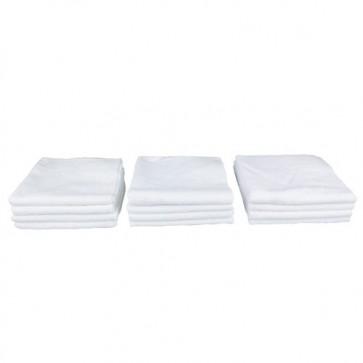 N-XTC.com N_ACC_005_12 Microfiber Towel White 12-Pack