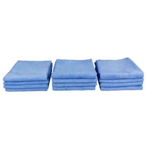 N-XTC.com N_ACC_004_12 Microfiber Towel Blue 12-Pack