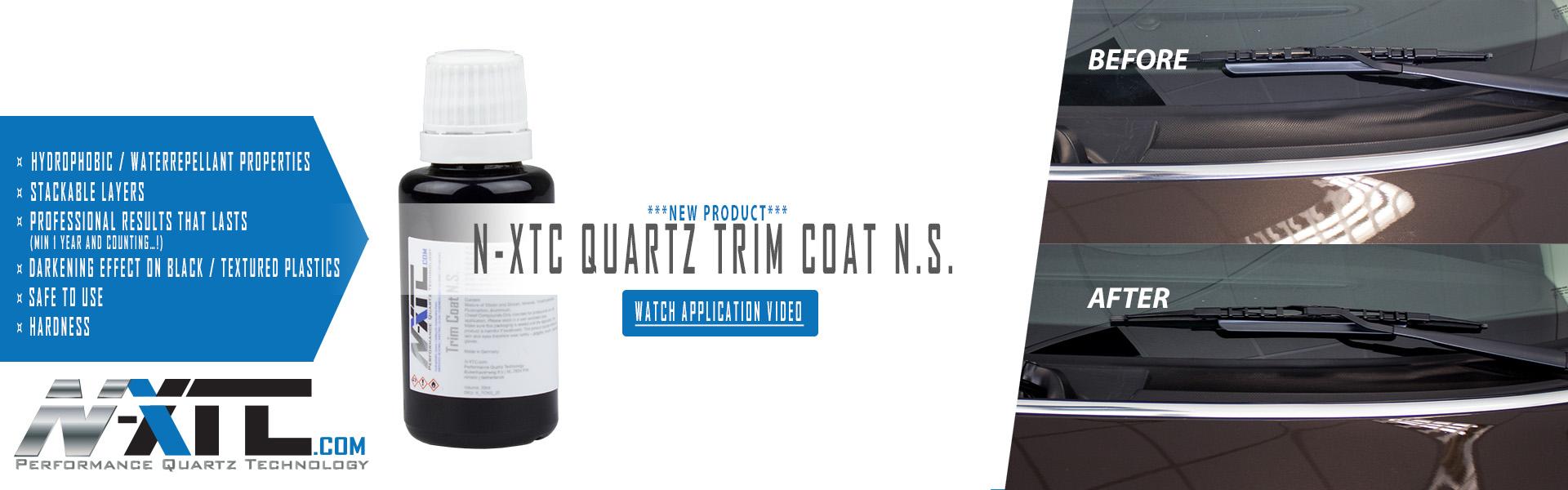N-XTC Trim Coat Non Solvend - N-XTC.com